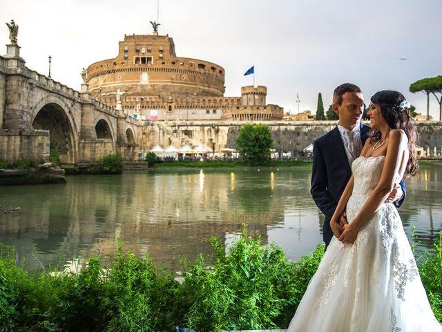 Il matrimonio di Massimo e Viviana a Roma, Roma 4