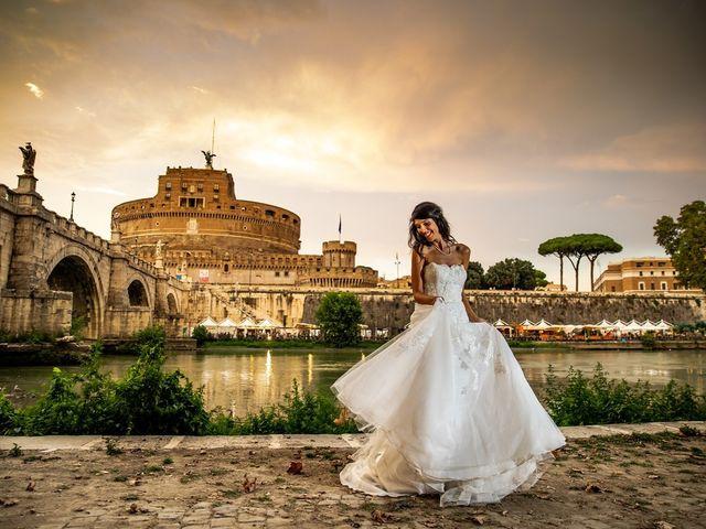 Il matrimonio di Massimo e Viviana a Roma, Roma 5