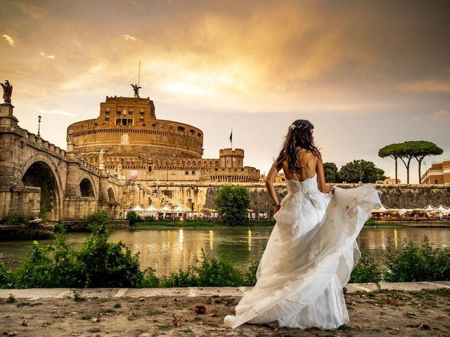 Le nozze di Viviana e Massimo