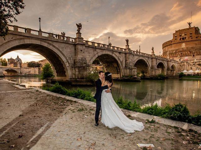 Il matrimonio di Massimo e Viviana a Roma, Roma 6
