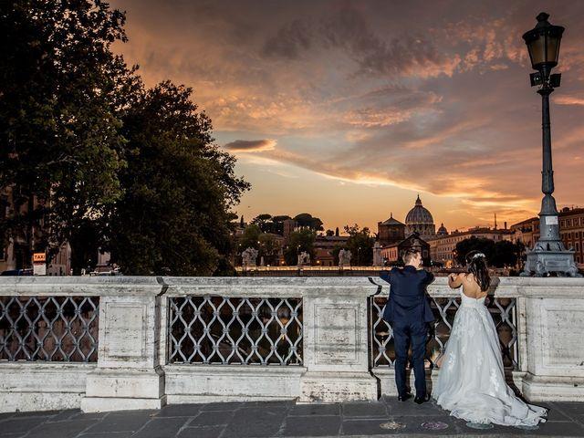Il matrimonio di Massimo e Viviana a Roma, Roma 7