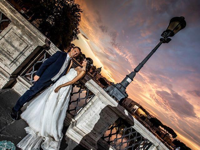 Il matrimonio di Massimo e Viviana a Roma, Roma 8