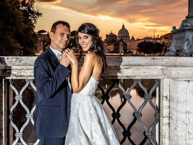 Il matrimonio di Massimo e Viviana a Roma, Roma 9