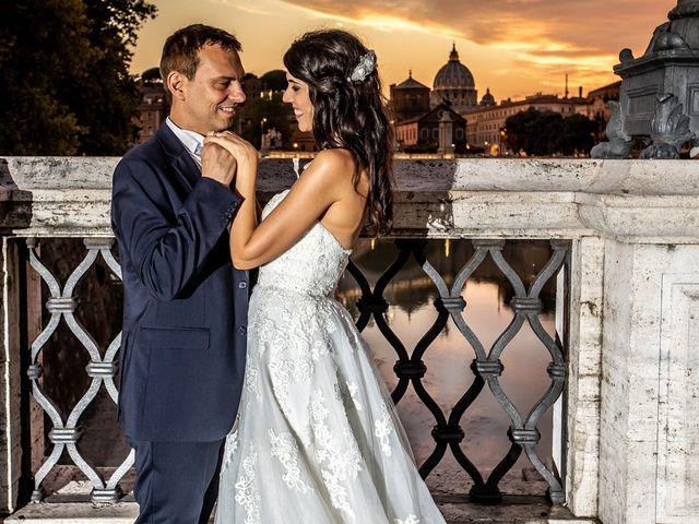 Il matrimonio di Massimo e Viviana a Roma, Roma 10