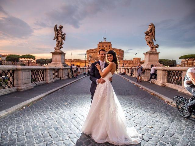 Il matrimonio di Massimo e Viviana a Roma, Roma 13