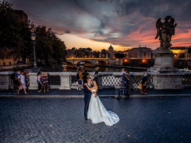 Il matrimonio di Massimo e Viviana a Roma, Roma 16