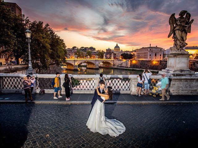 Il matrimonio di Massimo e Viviana a Roma, Roma 17
