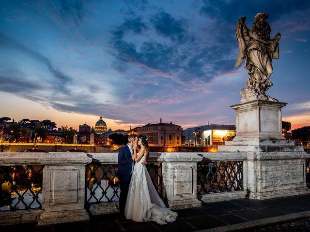 Il matrimonio di Massimo e Viviana a Roma, Roma 20