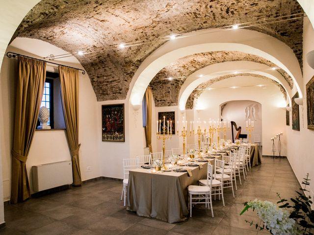 Il matrimonio di Massimo e Viviana a Roma, Roma 21