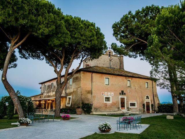 Il matrimonio di Massimo e Viviana a Roma, Roma 26