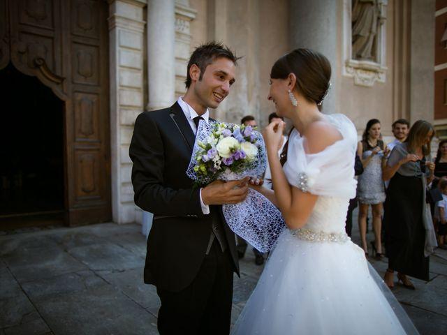Il matrimonio di Giorgio e Alice a Treviglio, Bergamo 1