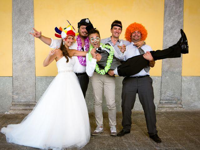 Il matrimonio di Giorgio e Alice a Treviglio, Bergamo 11