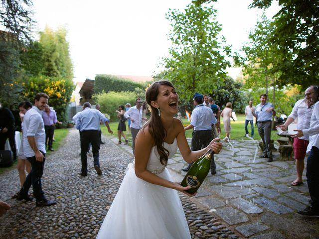 Il matrimonio di Giorgio e Alice a Treviglio, Bergamo 16