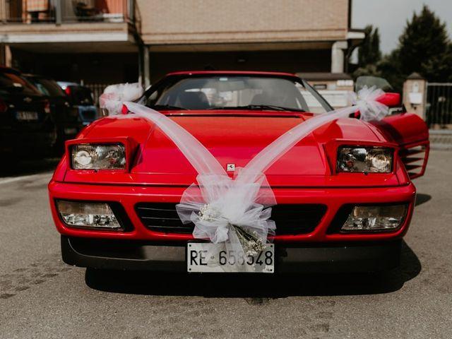 Il matrimonio di Morris e Laura a Reggio nell'Emilia, Reggio Emilia 12