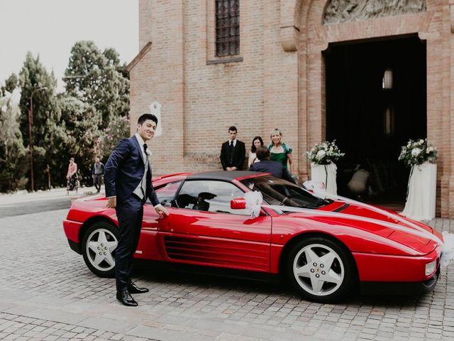 Il matrimonio di Morris e Laura a Reggio nell'Emilia, Reggio Emilia 16