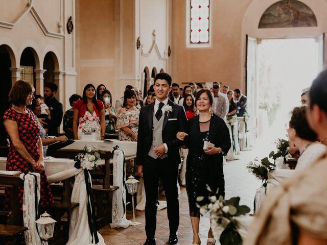 Il matrimonio di Morris e Laura a Reggio nell'Emilia, Reggio Emilia 18