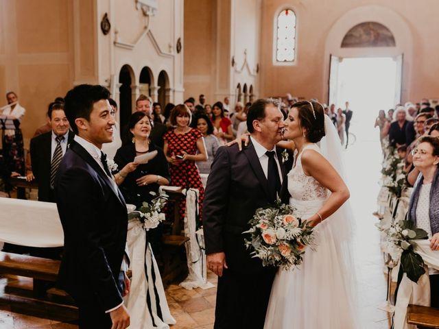Il matrimonio di Morris e Laura a Reggio nell'Emilia, Reggio Emilia 24
