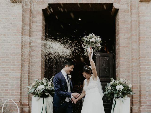 Il matrimonio di Morris e Laura a Reggio nell'Emilia, Reggio Emilia 34