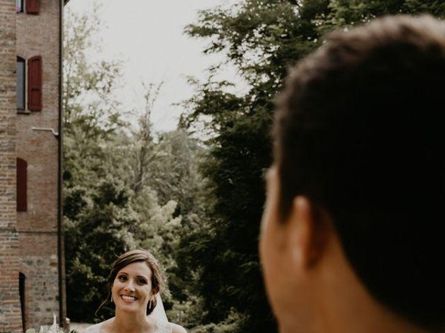 Il matrimonio di Morris e Laura a Reggio nell'Emilia, Reggio Emilia 45