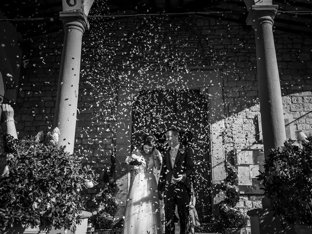 Il matrimonio di Daniele e Cristina a Firenze, Firenze 25