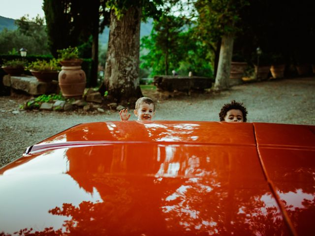 Il matrimonio di Daniele e Cristina a Firenze, Firenze 61