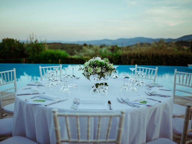Il matrimonio di Daniele e Cristina a Firenze, Firenze 62