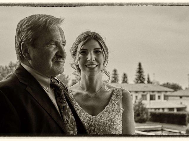 Il matrimonio di Luca e Jennifer a Candelo, Biella 1