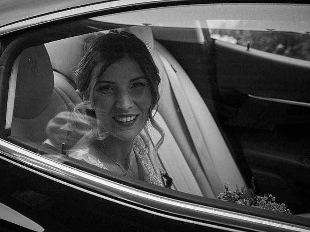 Il matrimonio di Luca e Jennifer a Candelo, Biella 2