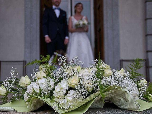 Il matrimonio di Luca e Jennifer a Candelo, Biella 6