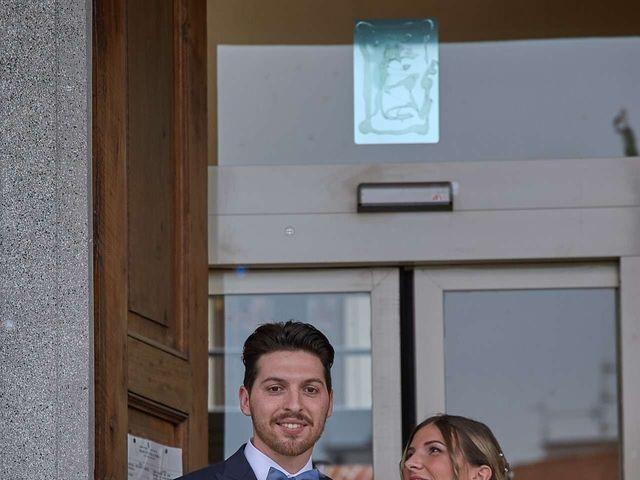 Il matrimonio di Luca e Jennifer a Candelo, Biella 8
