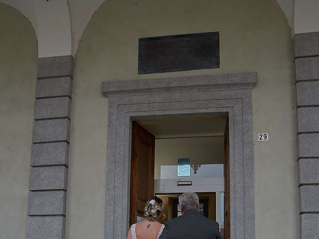 Il matrimonio di Luca e Jennifer a Candelo, Biella 9