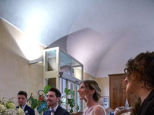 Il matrimonio di Luca e Jennifer a Candelo, Biella 10