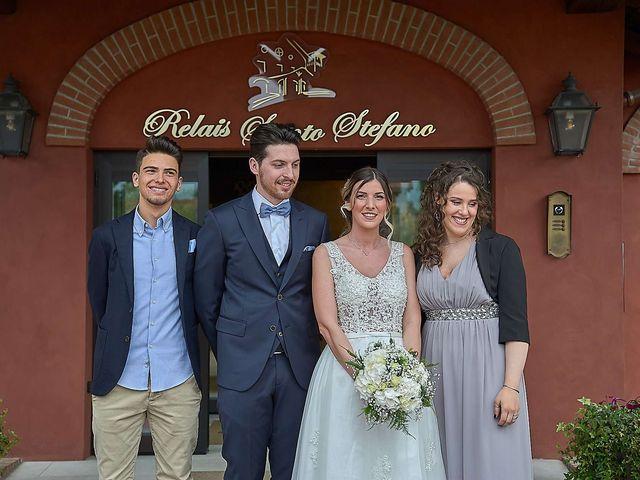 Il matrimonio di Luca e Jennifer a Candelo, Biella 16
