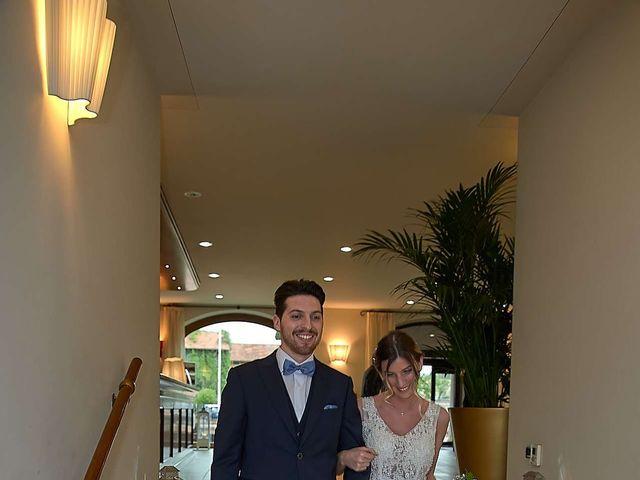 Il matrimonio di Luca e Jennifer a Candelo, Biella 17