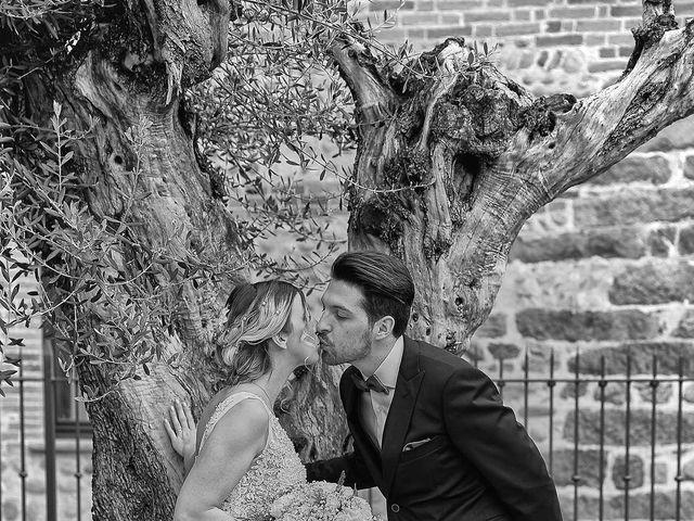 Il matrimonio di Luca e Jennifer a Candelo, Biella 18