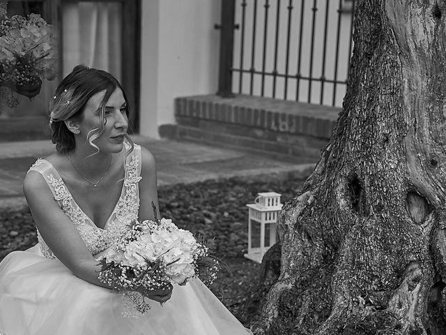 Il matrimonio di Luca e Jennifer a Candelo, Biella 19