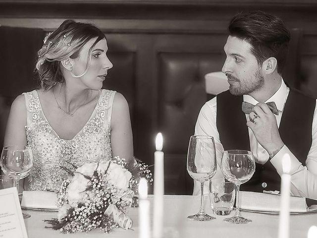 Le nozze di Jennifer e Luca
