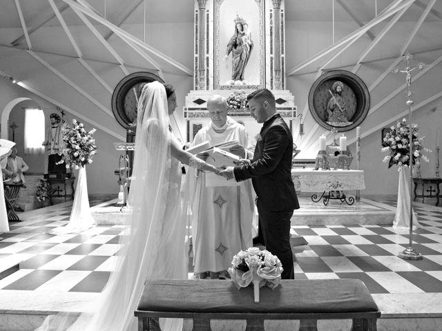 Il matrimonio di Ciro e Angela a Grottolella, Avellino 11
