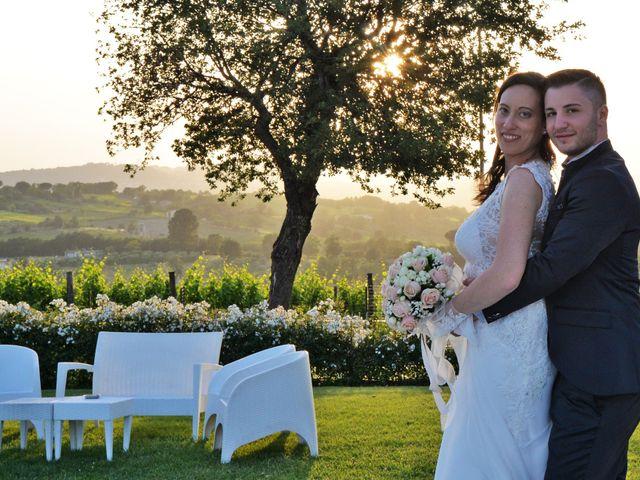 Le nozze di Angela e Ciro
