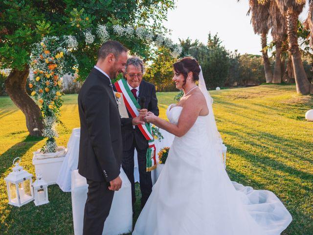 Il matrimonio di Vito e Giordana a Ragusa, Ragusa 36