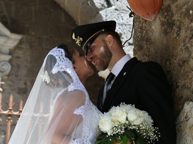 le nozze di Barbara e Salvatore