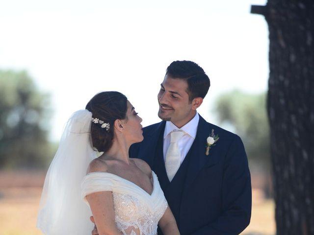 Il matrimonio di Lorenzo e Graziana a Bari, Bari 40