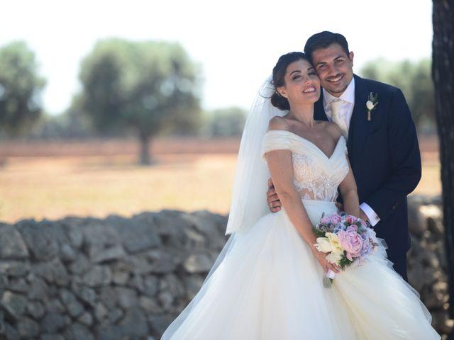 Il matrimonio di Lorenzo e Graziana a Bari, Bari 41