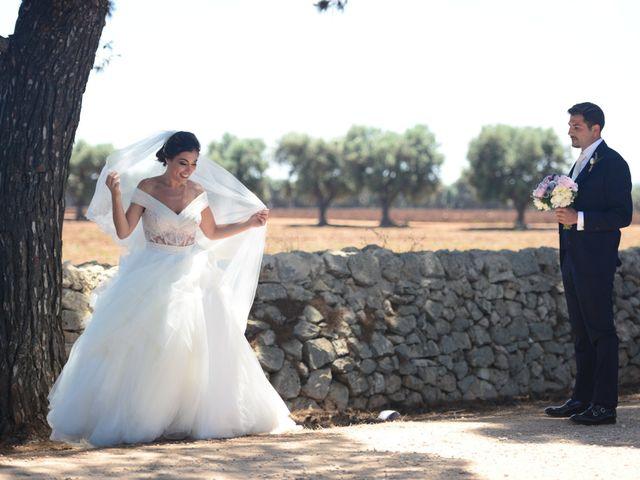 Il matrimonio di Lorenzo e Graziana a Bari, Bari 42