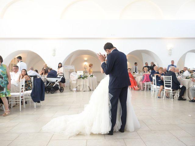 Il matrimonio di Lorenzo e Graziana a Bari, Bari 55