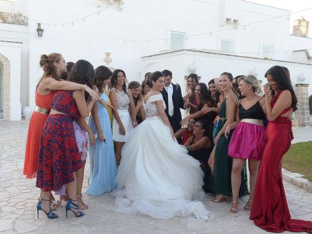 Il matrimonio di Lorenzo e Graziana a Bari, Bari 66