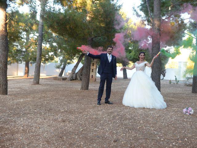 Il matrimonio di Lorenzo e Graziana a Bari, Bari 69