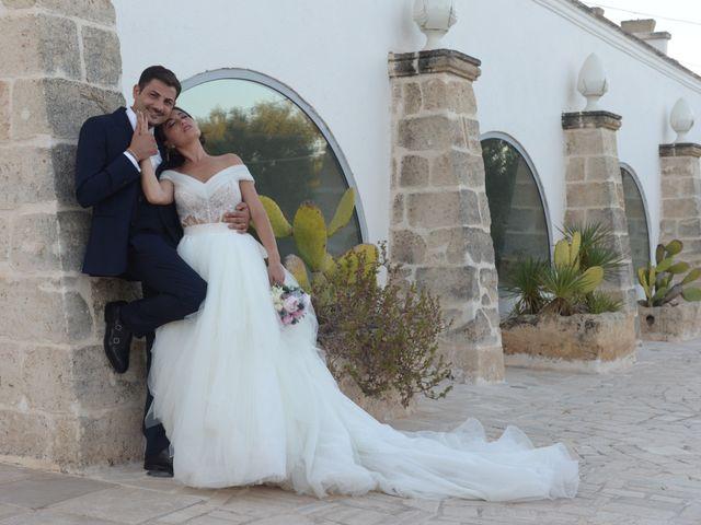 Il matrimonio di Lorenzo e Graziana a Bari, Bari 73