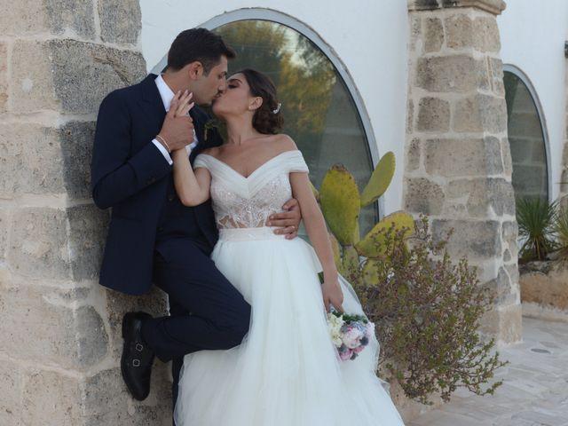 Il matrimonio di Lorenzo e Graziana a Bari, Bari 74