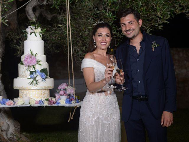 Il matrimonio di Lorenzo e Graziana a Bari, Bari 80